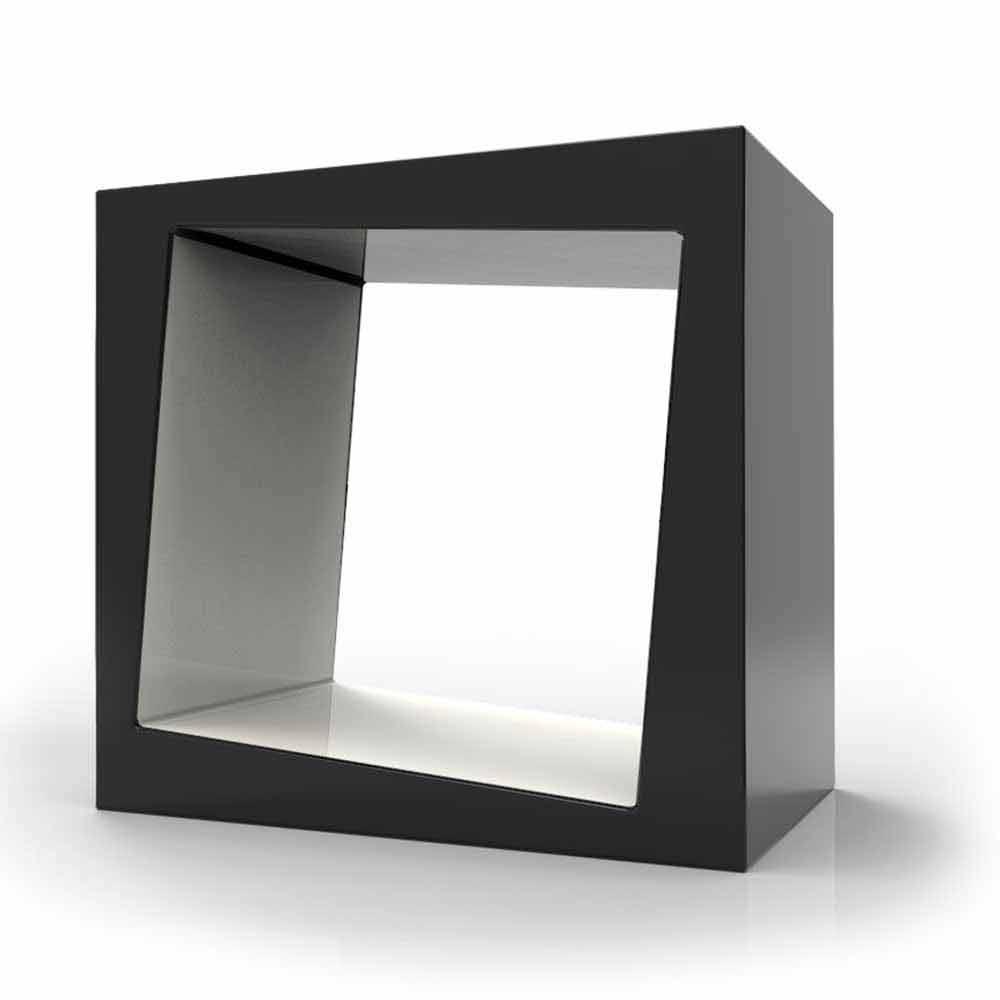 Viadurini Design Italien design hylla adamantx modell Kubo : hylla utomhus : Inredning