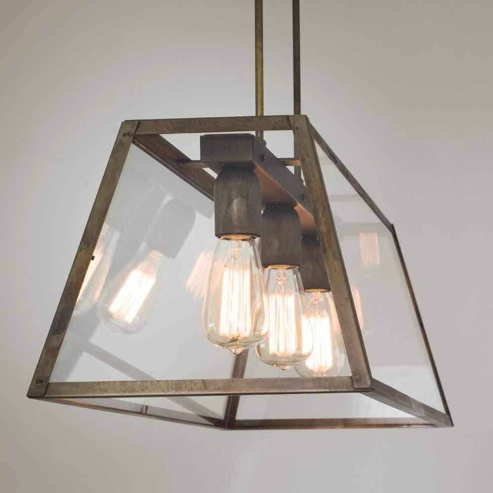 industriell taklampa 3 london lampor il fanale. Black Bedroom Furniture Sets. Home Design Ideas