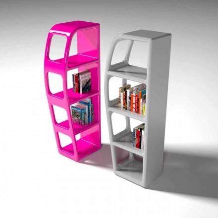 B-Side design bokhylla Tillverkad i Italien