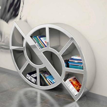 Modern design bokhylla handgjord i Italien Nicol