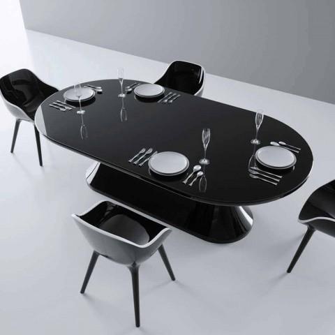 Bekväm Modernt Designbord Made In Italy