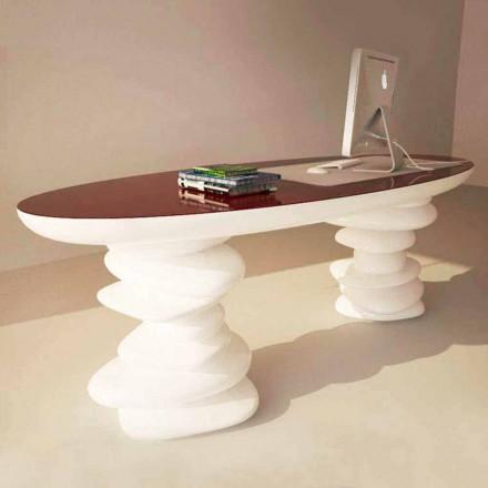 Aldington modern design skrivbord gjort för hand