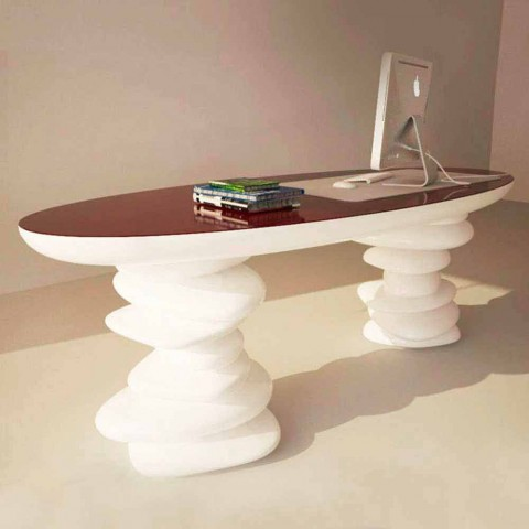 Aldington Design Desk Office Made i Italien
