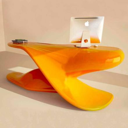 Designer skrivbord gjord av handgjorda Archer