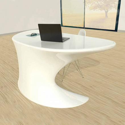 Vit, blå eller grå Cobra modern kontorsbord