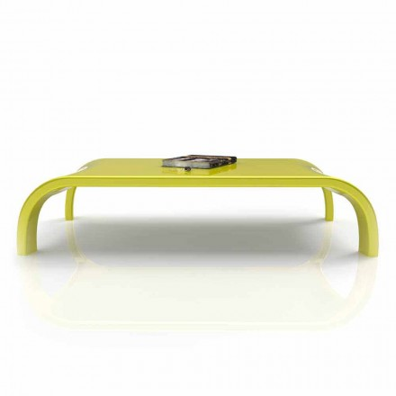Downhill Modern Design Coffee Table Made in Italy