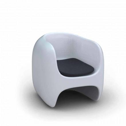 Modern Design Fåtölj Apple Made in Italy