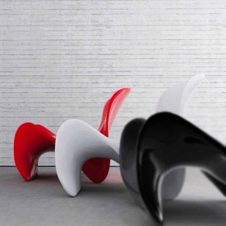 Modern Design Fåtölj Forma Made in Italy