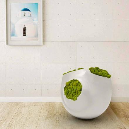 Dekorativ Moon Design Vase Gjord i Italien
