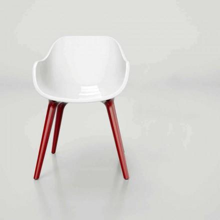 Manù Modern Design Stol Tillverkad i Italien