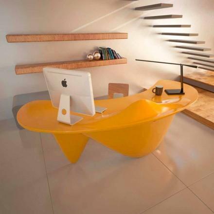 Handgjorda skrivbord i Italien Sinuous