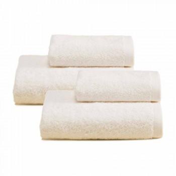 2 par badhanddukar färgad service i bomullsspuna - Vuitton