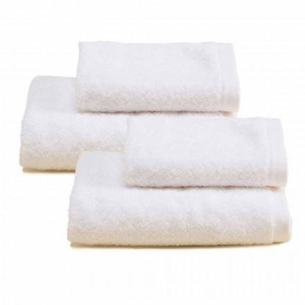 2 par färgade bomulls badlakan handdukar - Vuitton