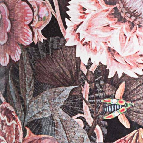 2 paraplyparaplyställ med Homemotion Flower Decal - Jolly