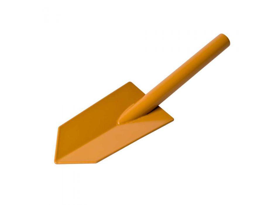 3 Trädgårdsverktyg av metall med träbas gjorda i Italien - Trädgård