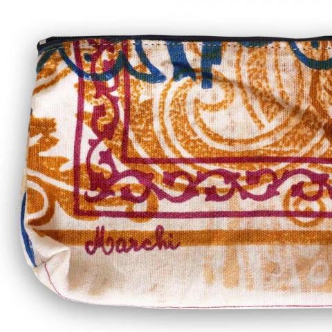 3 handgjorda bomullskopplingar av hög kvalitet - Viadurini av Marchi