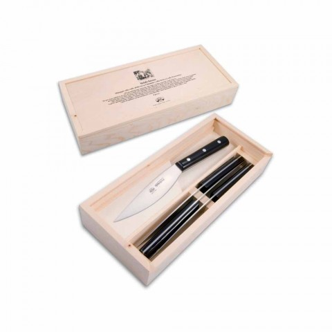 4 Berti Valdichiana bordsknivar exklusivt för Viadurini - Aldino