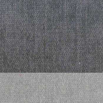 4 eleganta vardagsrumstolar i modern design i tyg med kant - Scarat