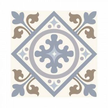 6 eleganta amerikanska bordsskivor i Pvc och polyester - Leno