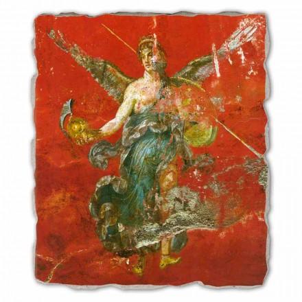 """stora fresk Roman """"Cykel av musorna"""" made in Italy"""