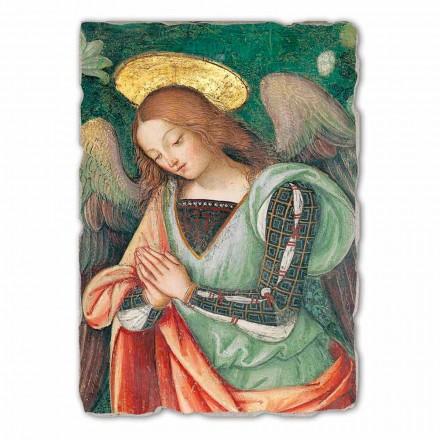"""stora utomhus görs av Pinturicchio hand """"Nativity"""" delen. ängel"""