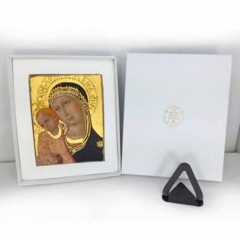 "Beato Angelico fresco reproduktion ""Annunciation"" handgjort"