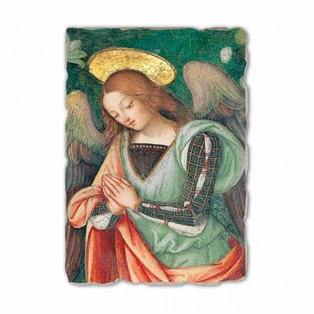 "Fresco Pinturicchio spela ""Nativity"" delen. ängel"