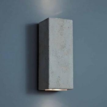 Smith - Toscot utomhus LED vägglampa i hantverksdesign H 24 cm