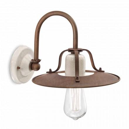 Applikationer industriell stil metall och keramik Ferroluce