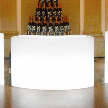 Modular bright bar counter för trädgård Slide Snack Bar
