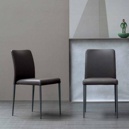 Bonaldo Deli designstol med stoppad stol i Italien