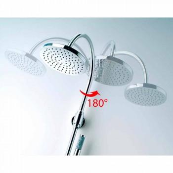 Bossini Oki Kolumn duschpelare med termostatblandare