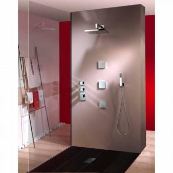 Bossini Cube duschmunstycke elegant torg i en stråle