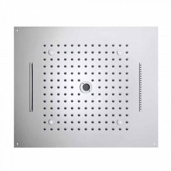 Bossini dröm Modern duschhuvud med LED-lampor och fyra funktioner