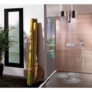 Bossini Oki 200 duschhuvud med en modern design i en stråle