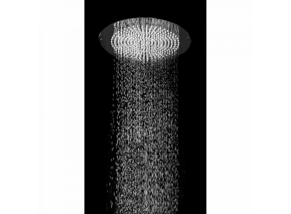 Bossini Dusch strålkastare med LED Oki Flat Ø470mm