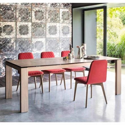 Sigma Calligaris Modern utdragbara bord upp till 220 cm keramiska