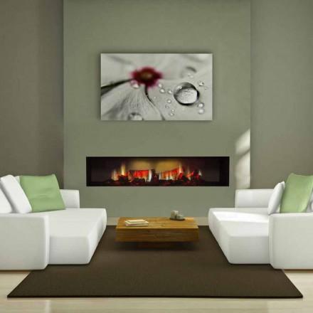 elektrisk spis, inbyggd HD LED-skärm och Edinburgh Double