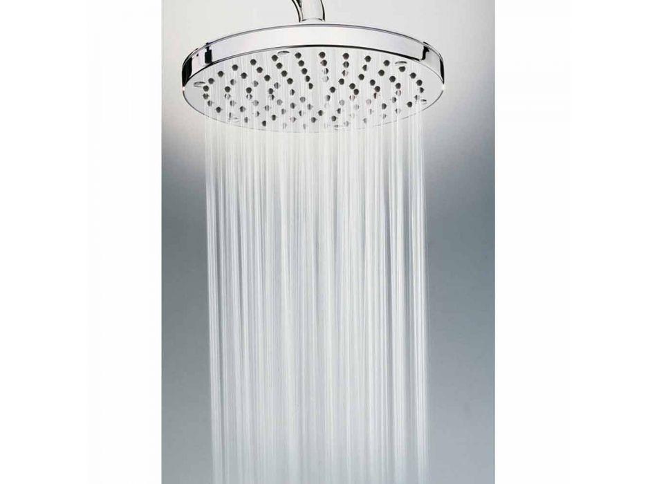 Kolumn Bossini Oki modern dusch med sidomatning