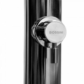 Kolumn modern dusch med kraft på marken Bossini Twiggy