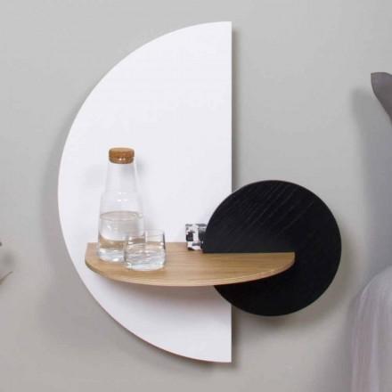 Modernt modulärt sängbord i plywood Elegant och mångsidig design - Ramia