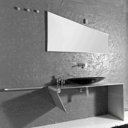Moderna bänkskivan badrumsmöbler gjorda i Italien Luisa