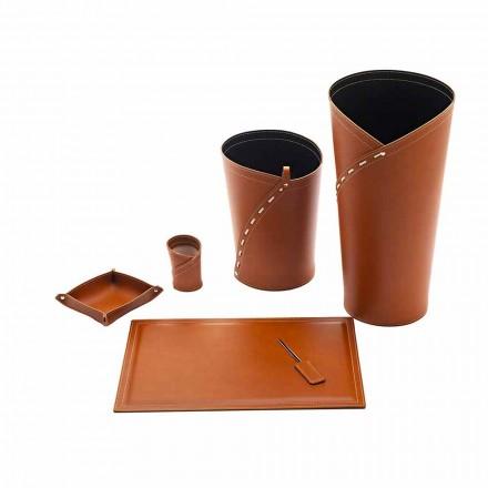 Kontortillbehör tillverkade i Italien Paraplystativ, pappersfack, skrivbord - Giulio