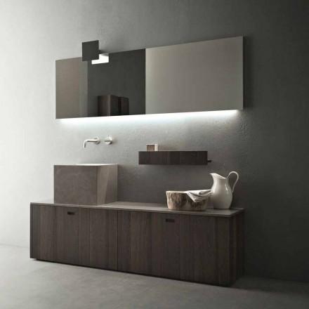 Modern designkomposition för badrumsmöbler - Farart1