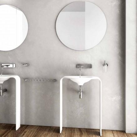 Moderna badrumsmöbler komposition gjord i Italien Siena