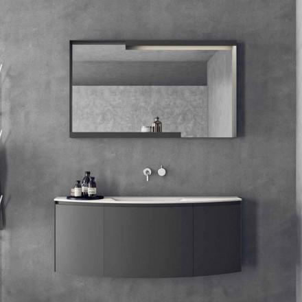 Upphängd badrumsmöbelkomposition för modern design - Callisi3