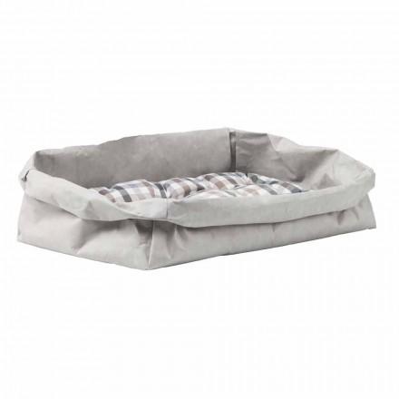 Hund säng eller designer katt i Pongo cellulosa fiber