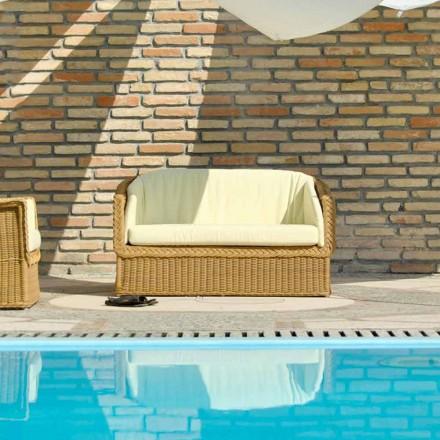 2 sits soffa från polyeten trädgård handgjorda Jonny