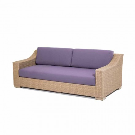 3 sits soffa Utomhus polyeten och Joe Tempotest