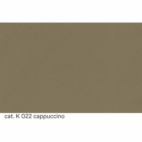 3 -sits soffa klädd i hög kvalitet tillverkad i Italien läder - Centauro